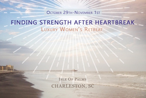 retreat, emotional healing, movement, yoga, emotional health coaching, organic, organic meals, heartbreak, luxury, luxury retreat, women, Charleston, SC